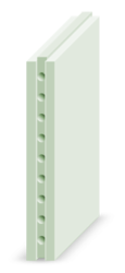 Пазогребневые плиты (ПГП) - foto 1