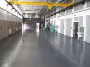 Модульная напольное покрытие из плиток ПВХ полы для цеха,  склада,  - foto 0