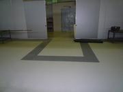 Модульная напольное покрытие из плиток ПВХ полы для цеха,  склада,  - foto 1