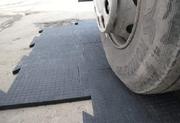 Резиновая вулканизированная плитка для пола и тротуара