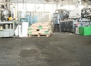 Резиновое промышленное покрытие для пола склада - foto 0