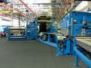 Модульная напольное покрытие из плиток ПВХ полы для цеха,  склада,  - foto 2