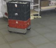 Модульная напольное покрытие из плиток ПВХ полы для цеха,  склада,  - foto 3