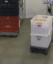 Модульная напольное покрытие из плиток ПВХ полы для цеха,  склада,  - foto 4