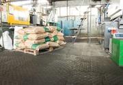 Резиновое промышленное покрытие для пола склада - foto 2