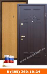 Железные двери с отделкой МДФ - foto 0