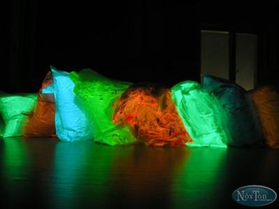 Наилучший люминофор ТАТ 33 для изготовления светящейся краски - main