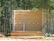 Деревянное домостроение.