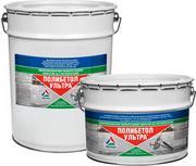 Полибетол-Ультра - полиуретановая эмаль для бетонных полов без запаха (глянцевая)