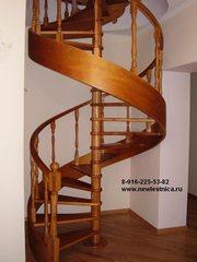 Лестницы из дерева для дома,  дачи,  коттеджа. Производство и продажа  - foto 0