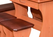 Кухонный уголок Артек (вишня оксфорд)    - foto 0