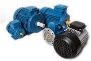 Электродвигатели А4, АК4, ВАСО4, ВАО4,  4АЗМ(В), общепром-е до 250 кВт - foto 0
