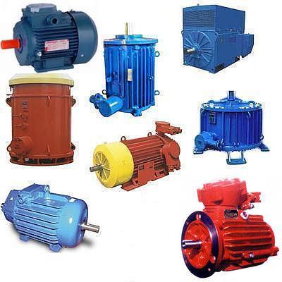 Электродвигатели А4, АК4, ВАСО4, ВАО4,  4АЗМ(В), общепром-е до 250 кВт - main
