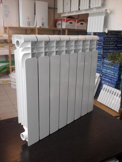 Полно биметаллические радиаторы SHARK цены снижены на 41% - main