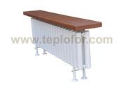 Радиатор-скамейка Завалинка - foto 1