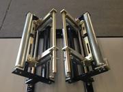 Листогибочный станок по производству колена водосточной трубы  - foto 0