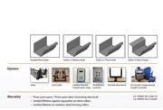 Мобильные станки для изготовления водосточного жёлоба - foto 0