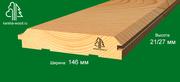 Производство погонажных изделий из дерева в Московской области - foto 3