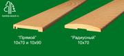 Производство погонажных изделий из дерева в Московской области - foto 6
