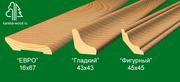 Производство погонажных изделий из дерева в Московской области - foto 7