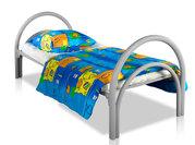 Кровати одноярусные металлические двухспальные - foto 1