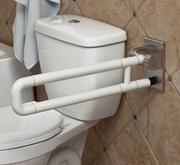 Доступна среда. Поручни для инвалидов в санузлы,  инвалидные опоры  - foto 0