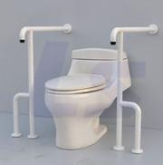 Доступна среда. Поручни для инвалидов в санузлы,  инвалидные опоры  - foto 12