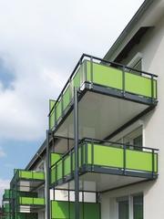 Resopal. Пластик декоративный hpl для стен. Resopal панели Германия - foto 1