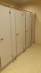 Фурнитура нержавеющая для кабин туалетных сантехнических,  перегородок - foto 3