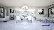 Дизайн интерьера,  Ландшафтный дизайн - foto 53