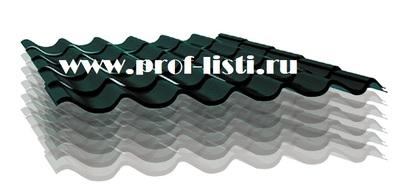 Профнастил и металлочерепица от производителей - main