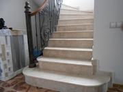 Лестница из Мрамора,  Гранита и Агломерата. - foto 2