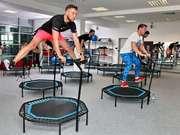 Батуты для фитнеса нового поколения - foto 3