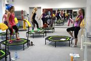Батуты для фитнеса нового поколения - foto 4