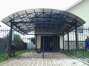 Изготовление  металлических ограждений  с  доставкой и установкой - foto 4