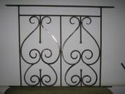 Кованные решетки,  ворота,  заборы,  ограждения - foto 5