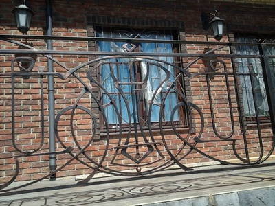 Кованные решетки,  ворота,  заборы,  ограждения - main