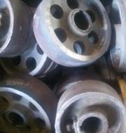 Гуммирование валов и роликов. Восстановление поверхности вала резиновы - foto 0