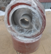 Гуммирование валов и роликов. Восстановление поверхности вала резиновы - foto 4