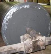 Гуммирование валов и роликов. Восстановление поверхности вала резиновы - foto 7