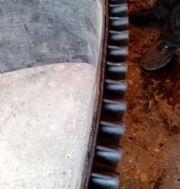 Изготовление и ремонт нории ковшовой. Изготовление нории ленточной. - foto 0