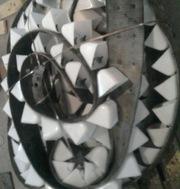 Изготовление и ремонт нории ковшовой. Изготовление нории ленточной. - foto 4