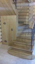 Деревянные лестницы под заказ. - foto 2