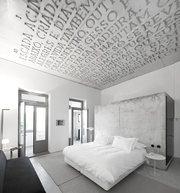 Декоративная штукатурка в стиле ЛОФТ (Травертино). Италия - foto 34