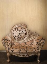 Декоративная штукатурка в стиле ЛОФТ (Травертино). Италия - foto 35