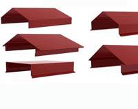 Gibka24 - Доборные элементы для кровли,  окон,  заборов,  ворот - main