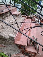 Лестничные ступени,  лестничные площадки,  уличные и межэтажные лестницы - изготовление,  облицовка,  реконструкция - foto 4