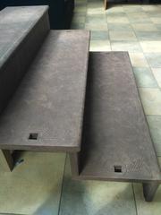 Лестничные ступени,  площадки - любые конфигурации и размеры.  - foto 5