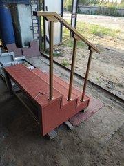 Лестничные ступени,  лестничные площадки,  уличные и межэтажные лестницы - изготовление,  облицовка,  реконструкция - foto 14