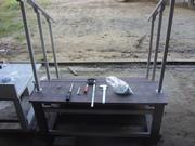 Лестничные ступени,  площадки - любые конфигурации и размеры.  - foto 8